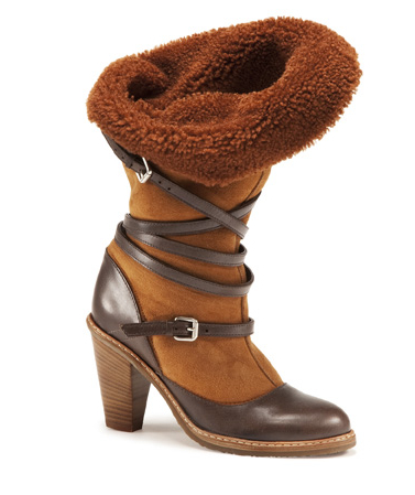 wrap around boot