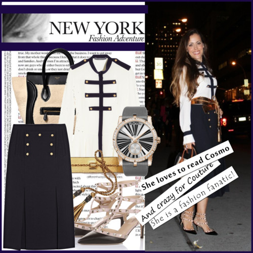 New York Fashion Adventure