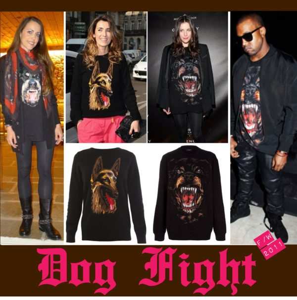 Are you a dog lover  What is your favourite breed  Are you more a  Balenciaga German Sheperd or a Givenchy Rottweiler  Let the dog fight begin! 241290b9c85