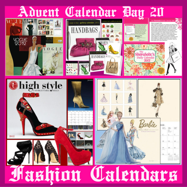 Fashion Calendars Sandra S Closet