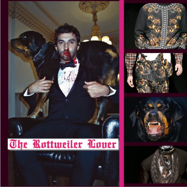 The Rottweiler Lover