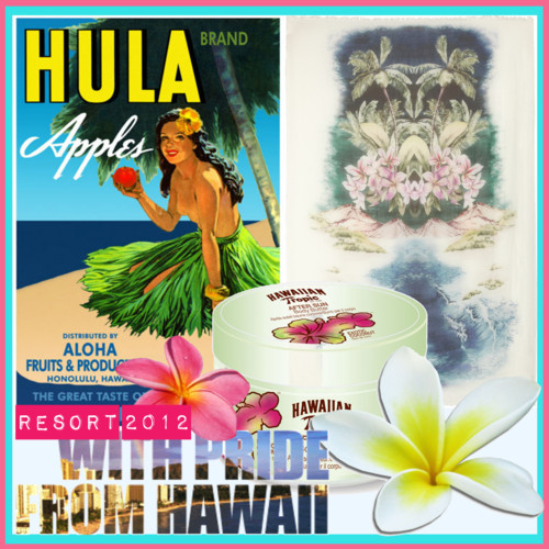 resort 2012- Hawaiian