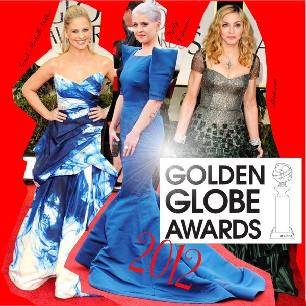 Golden Globe Awards 2012-2