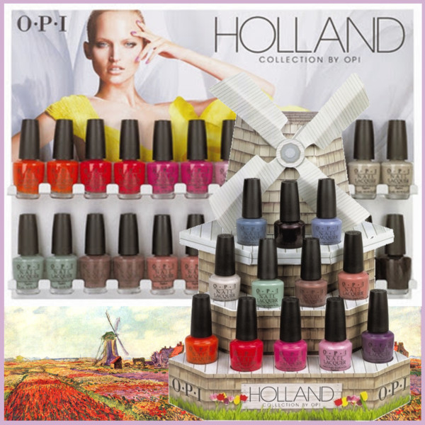 Holland by OPI2