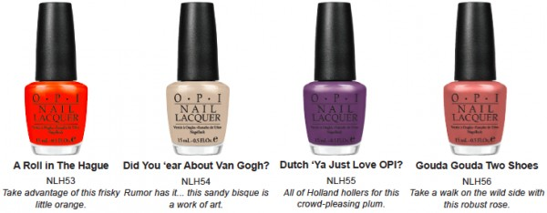 OPI HOlland 3