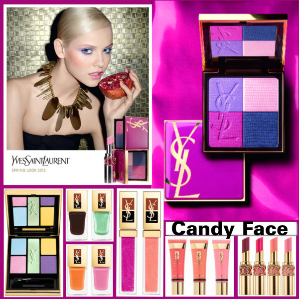 85020b6b01b YSL Spring 2012 Make-up News | Sandra's Closet