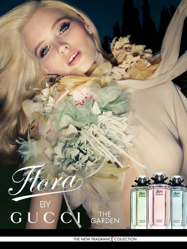 GUCCI  Flora Garden Collection Key Visual I