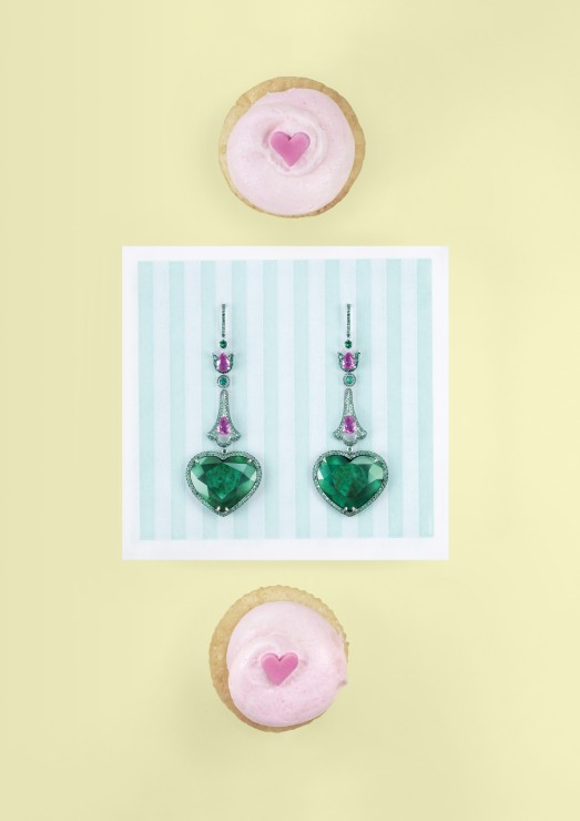 840379-1001 Precious Temptations Earrings
