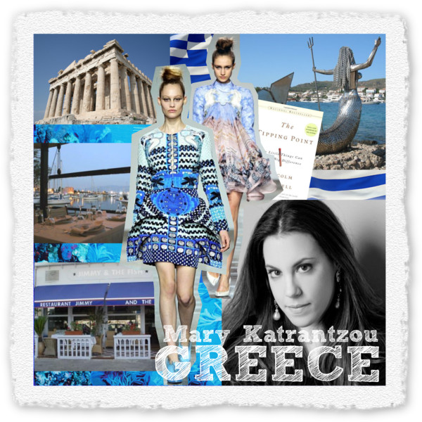 Mary Katrantzou Greece