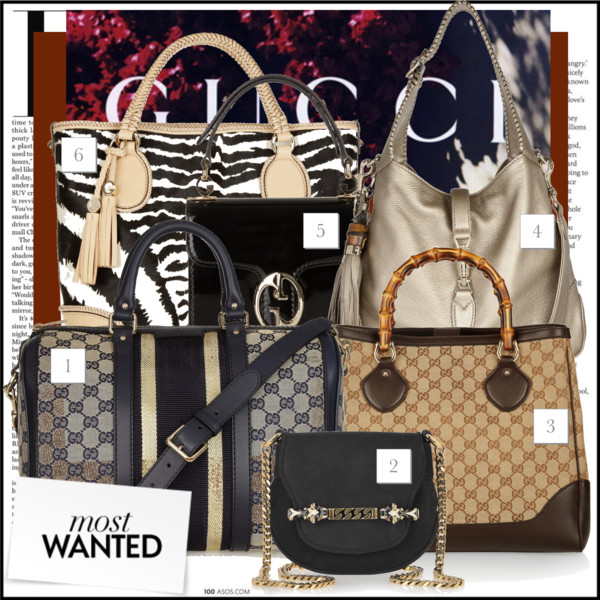 Most Wanted Gucci Bags