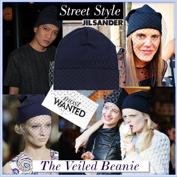 The veiled Beanie