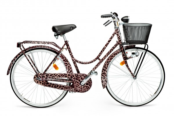 Dolce&Gabbana animalier bicycle VIA EMAIL