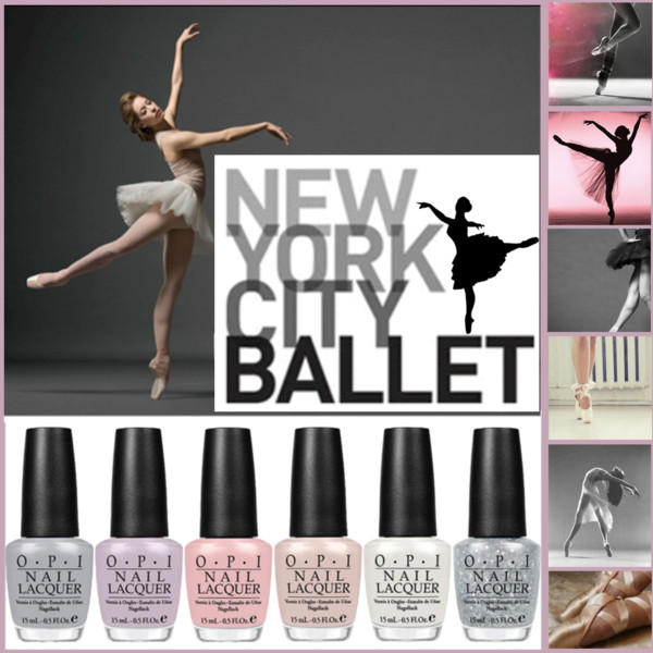 NYC Ballet OPI