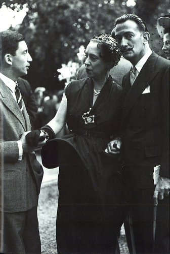E.Schiaparelli and Dali (DR)