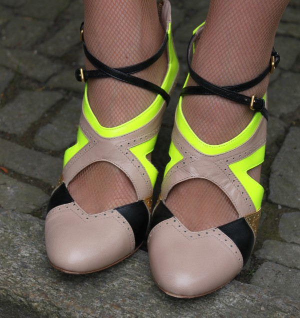 Miu Miu Shoes Rainbow