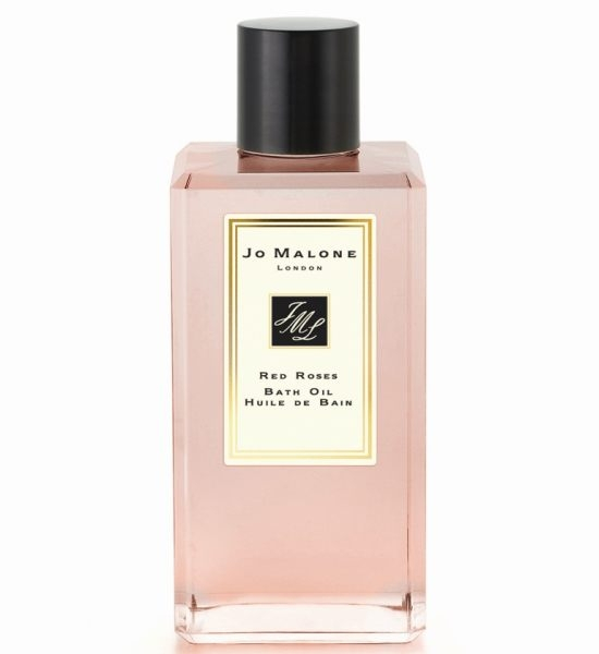 Red Roses Bath Oil Jo Malone