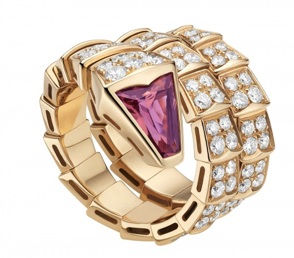 Serpenti Ring O