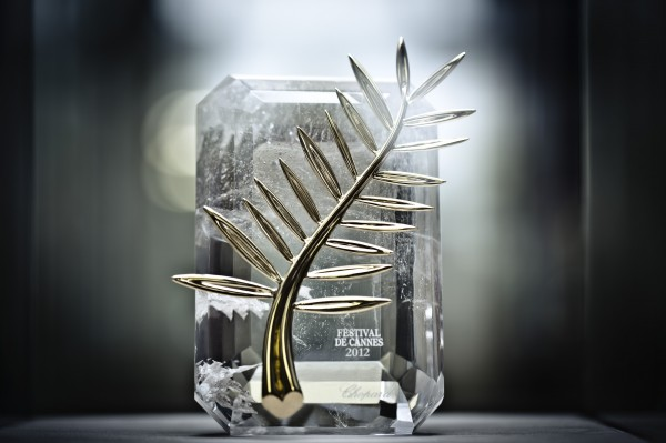 The 2012 Palme d'Or 2