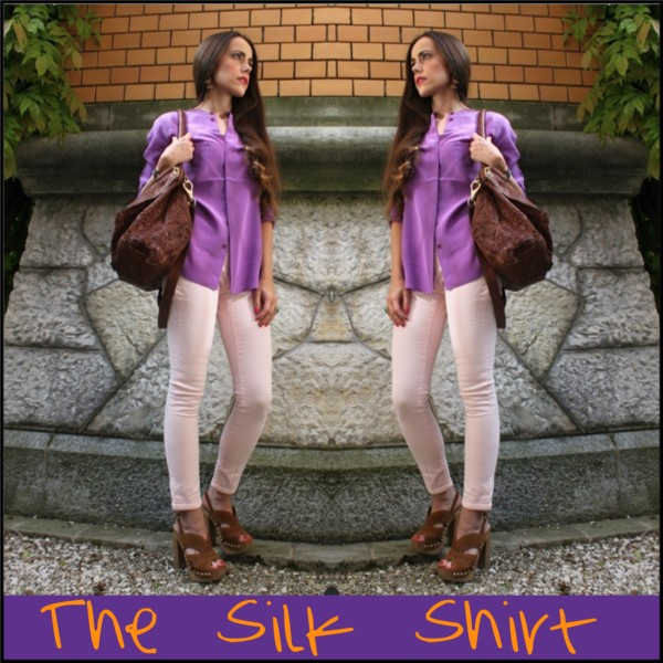 The Silk Shirt