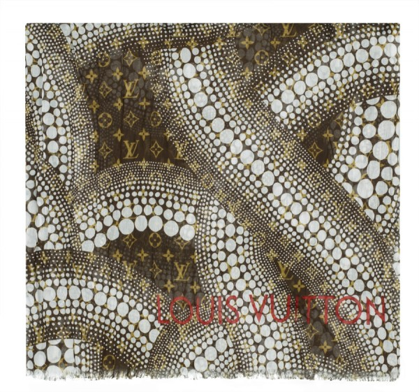 Yayoi-Kusama-Louis-Vuitton-Pareo-Monogram-Waves-white