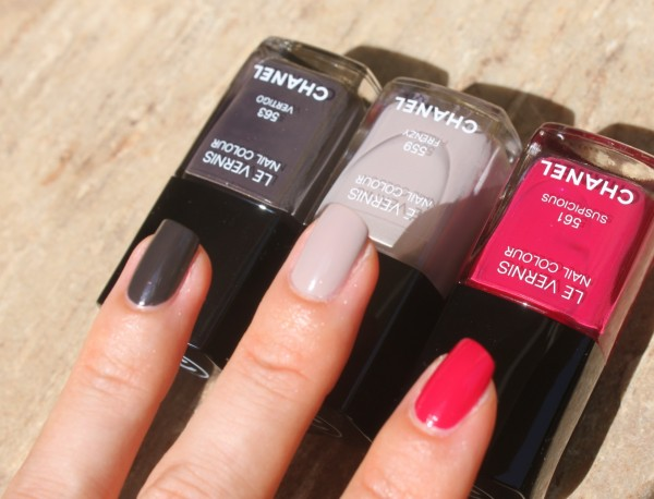 Chanel Polishes 3