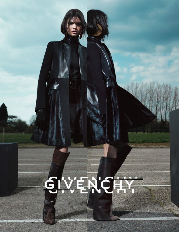 GIVENCHY BY RICCARDO TISCI FW12-13 AD CAMPAIGN 5