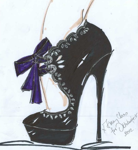 ded6c6e5d9e Jimmy Choo for Oktoberfest 2012