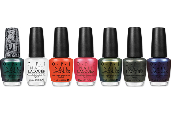 OPI Spiderman Lacquers