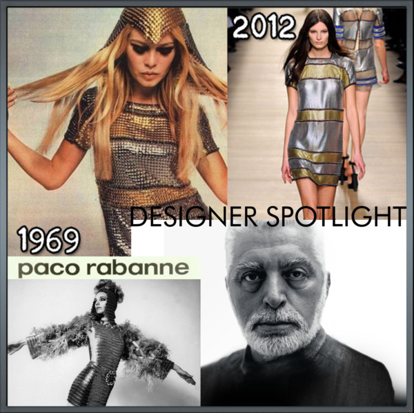 Paco Rabanne Cover