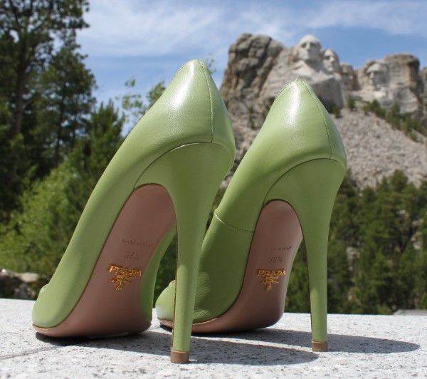 Prada Shoes Rushmore