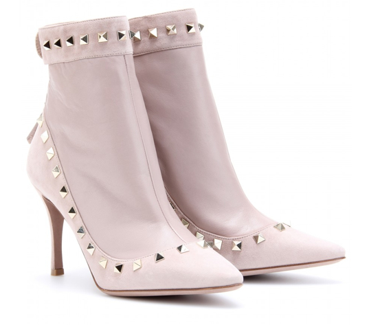 Valentino Booties Light