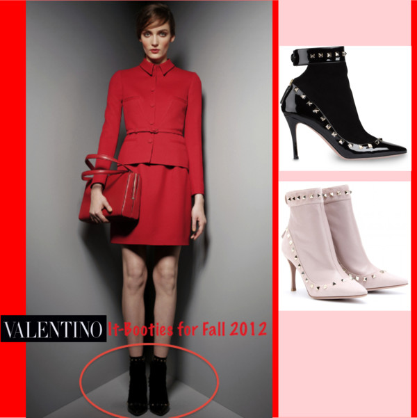 Valentinos It-Booties