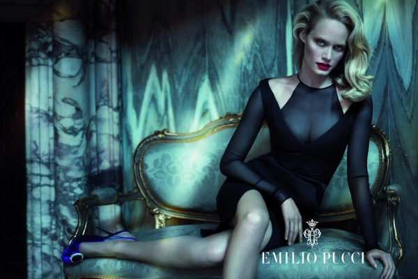 Emilio Pucci Advertising Campaign FW 2012-13 A