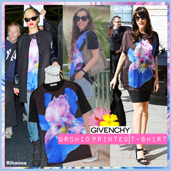 Orchid Tee Givenchy