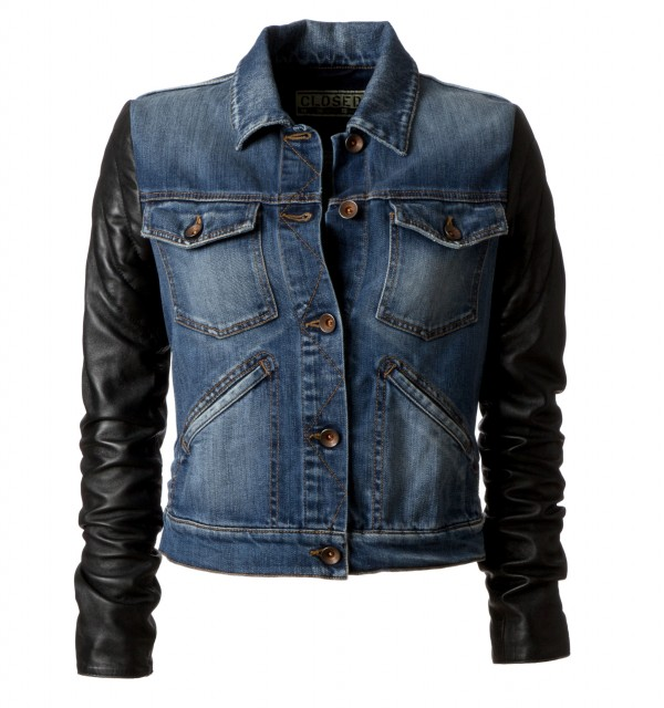 Denim Jacket Closed