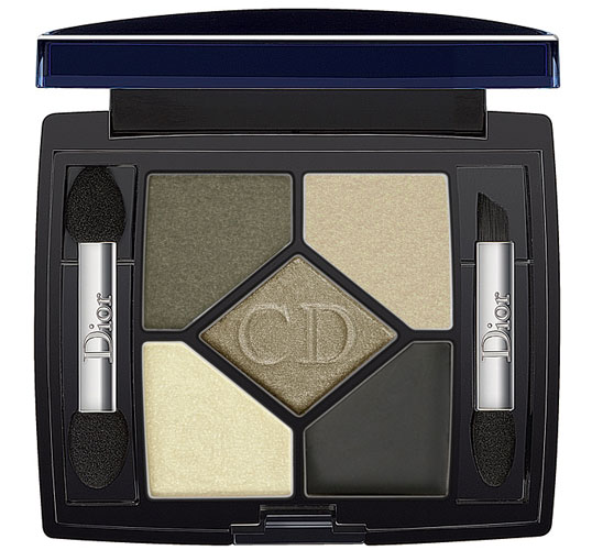 Dior-Fall-2012-5-Couleur-Khaki-Eyeshadow-Palette