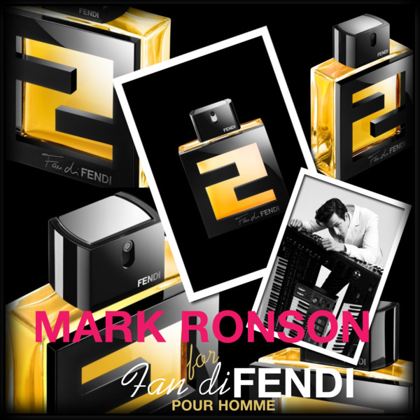 Fan di fendi Pour Homme Mark Ronson