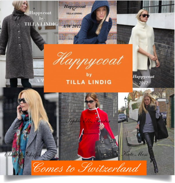 Happycoat Comes to Switzerland