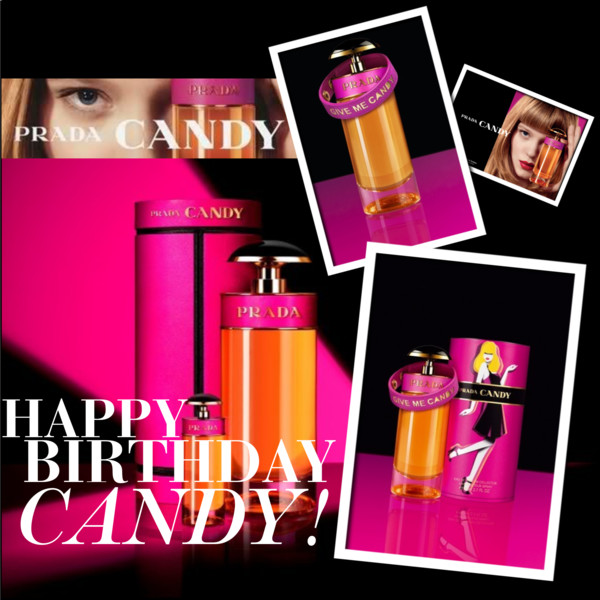 Prada Candy Birthday
