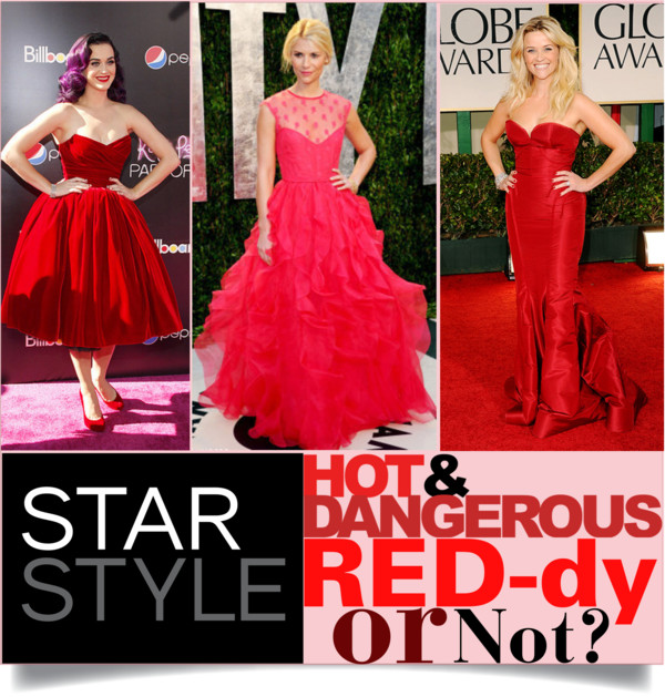 Star Style Red-dy or not