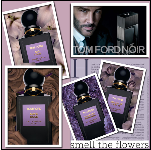 Tom Ford fall 2012 scents