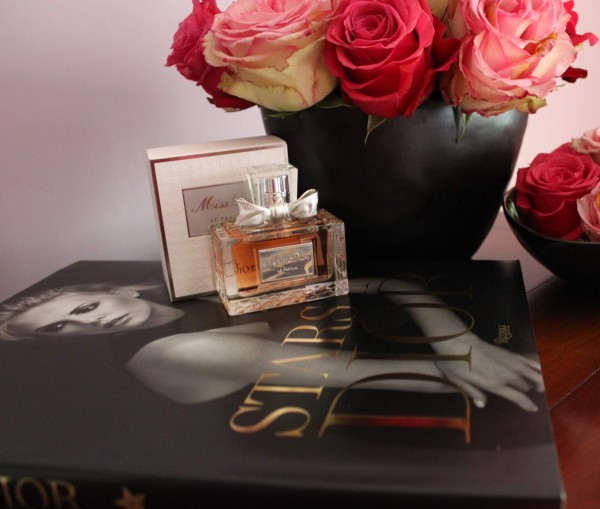 Dior Book and Fragrance