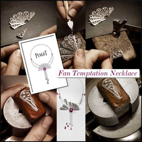 Fan Temptation Necklace