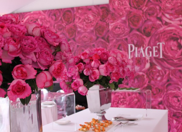 Piaget-Roses-Lunch