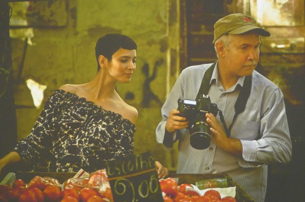 Pirelli Making of Steve McCurry