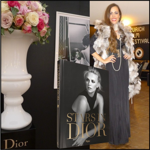 Stars in Dior Vernissage