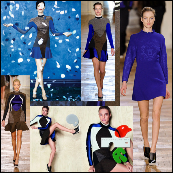 Stella McCartney F:W 2012 runway