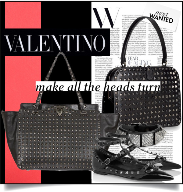 Valentino-Rockstud-Noir-Collection