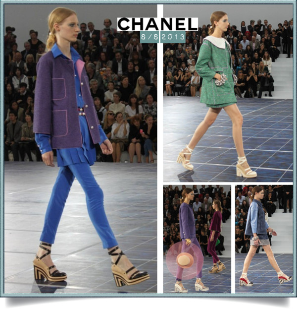 Chanel S:S 2013-4
