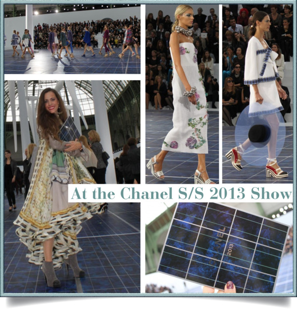 Chanel S:S 2013 Show_Cover